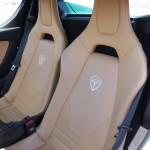 2008 Tesla Roadster 1.5 interior