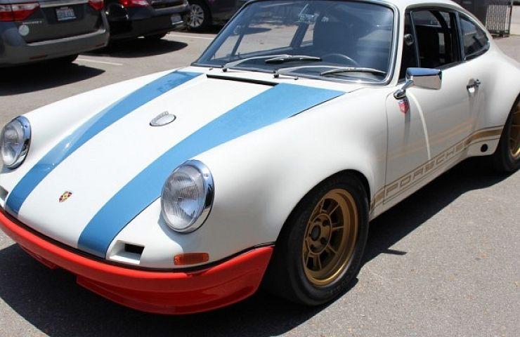 Magnus Walker's Outlaw Porsche 911 T | eBay Motors Blog