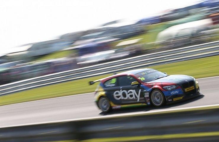 Successful Race Weekend For Ebay Motors Btcc At Oulton Park Ebay Motors Blog Part 2