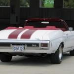 1970 chevrolet chevelle ss396