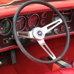 1970 chevrolet chevelle ss396 steering wheel
