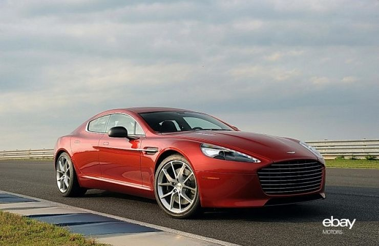 Review: 2014 Aston Martin Rapide S | eBay Motors Blog