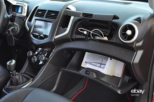 013 Chevrolet Sonic RS — eBay Motors Blog