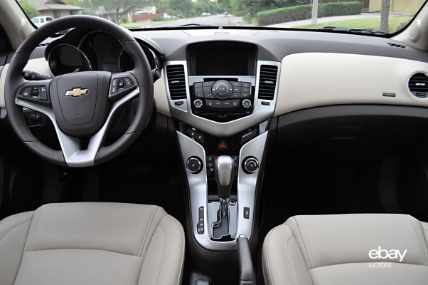 Great 2014 Chevrolet Cruze Interior Great Pictures