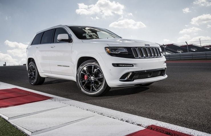 World's Fastest Car Show – Jeep Grand Cherokee SRT [video] | eBay