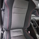 Subaru BRZ bucket seats