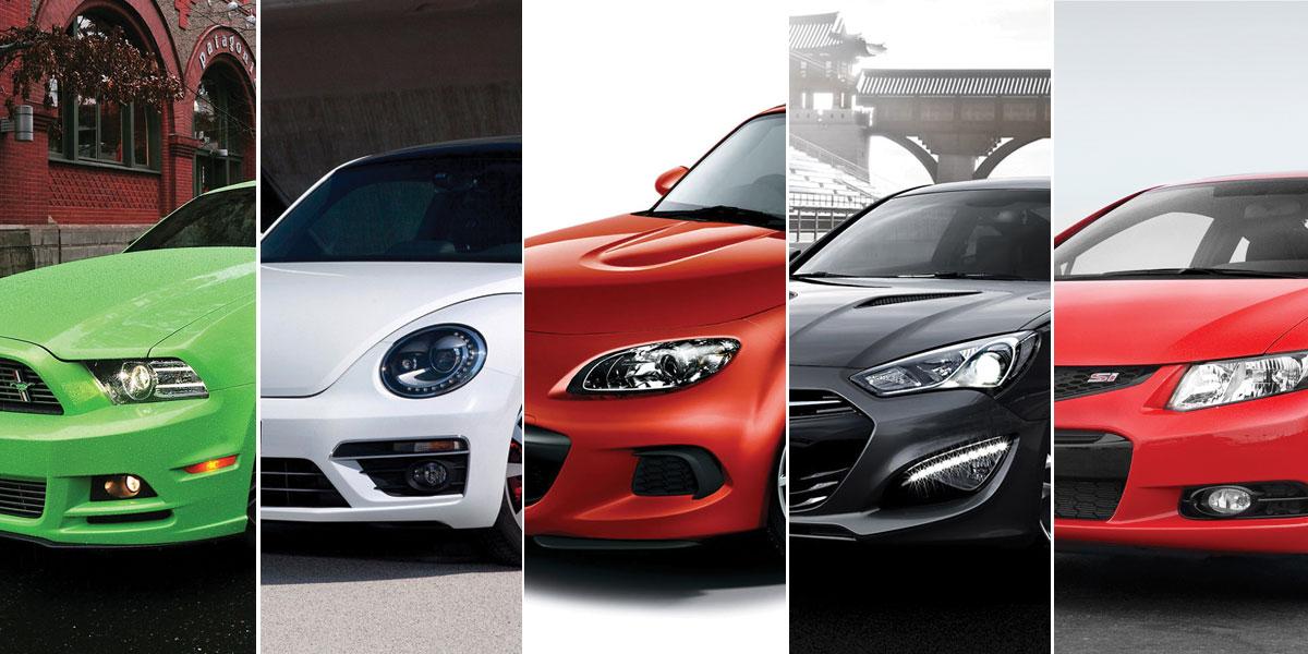 Top 5 Sport Cars Less Than 25 000 Ebay Motors Blog