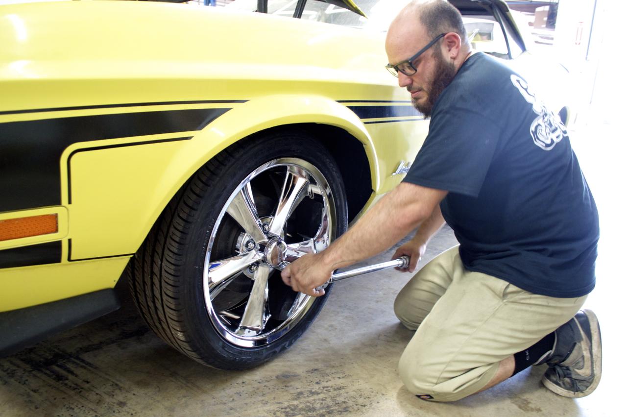 Gas Monkey Garage: Ford Mustang Progress Report | eBay Motors Blog