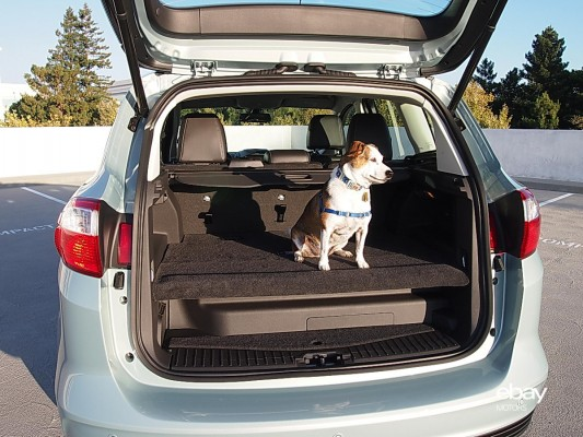 Ford C Max Cargo Space >> Review 2013 Ford C Max Energi Ebay Motors Blog