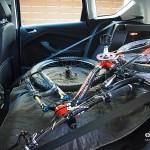 Ford C-MAX Energi rear cargp area