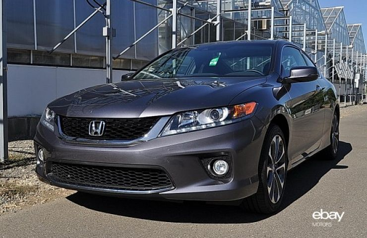 Review: 2013 Honda Accord Coupe V6