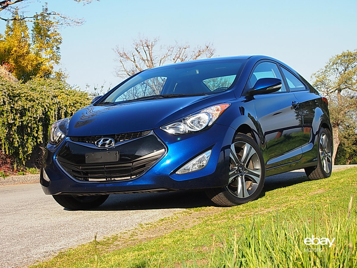 Review: 2013 Hyundai Elantra Coupe