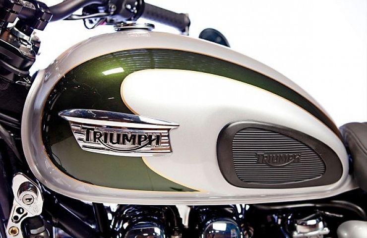Tony Hawk Triumph Bonneville T100 Anniversary Edition   eBay Motors