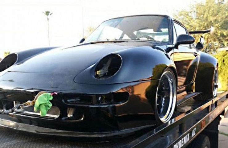 eBay Garage Photo of the Week: 1995 Porsche 911 | eBay Motors Blog