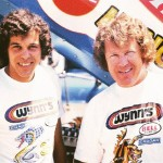 Tom McEwen and Don Prudhomme