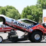 Don Prudhomme 1978 Plymouth Army Arrow funny car
