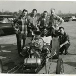 The Snake, Don Prudhomme and team