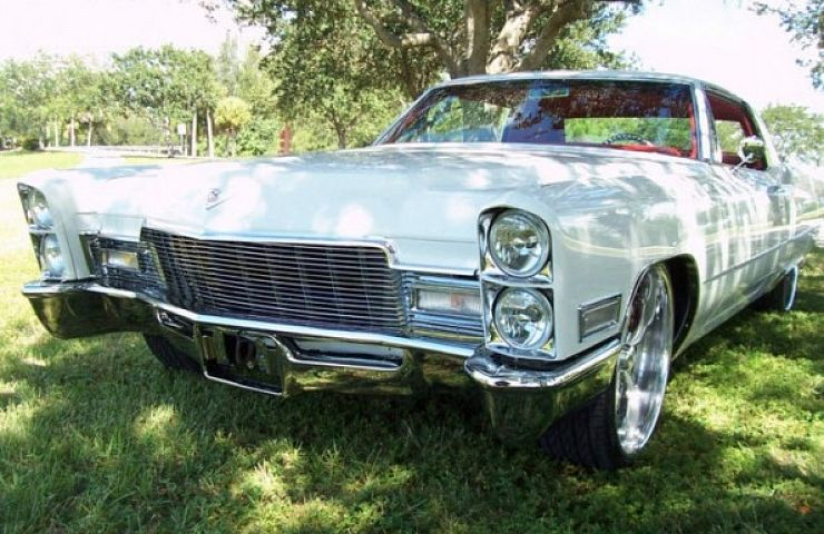 1968 Cadillac DeVille, Say 'o' to My Little Friend! | eBay ...