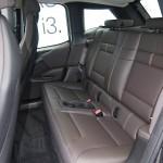 BMW i3 back seats