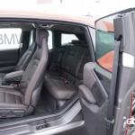 2014 BMW i3 opposing doors