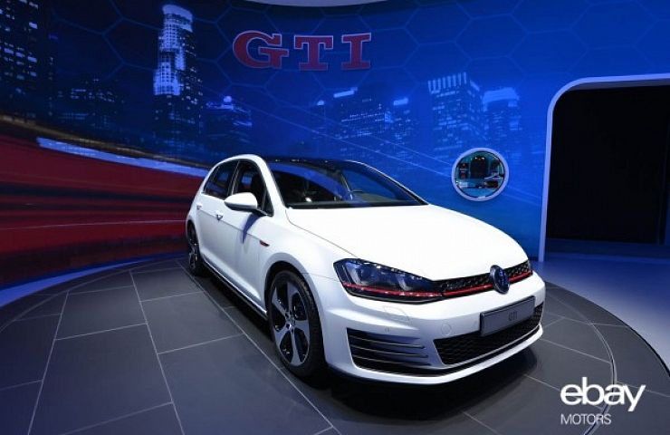 U S Debut Of Vw Design Vision Gti Ebay Motors Blog