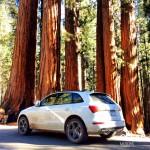 California roadtrip with 2014 audi q5