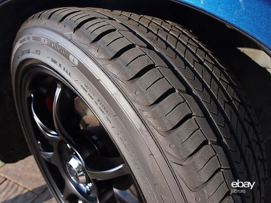 Goodyear Eagle Sport All Season Review >> Goodyear Eagle Sport All Seson Tire Test Report 3 Ebay