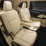 2014 Toyota Highlander Limited Platinum interior