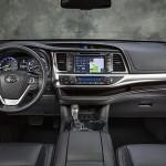 2014 Toyota Highlander XLE interior