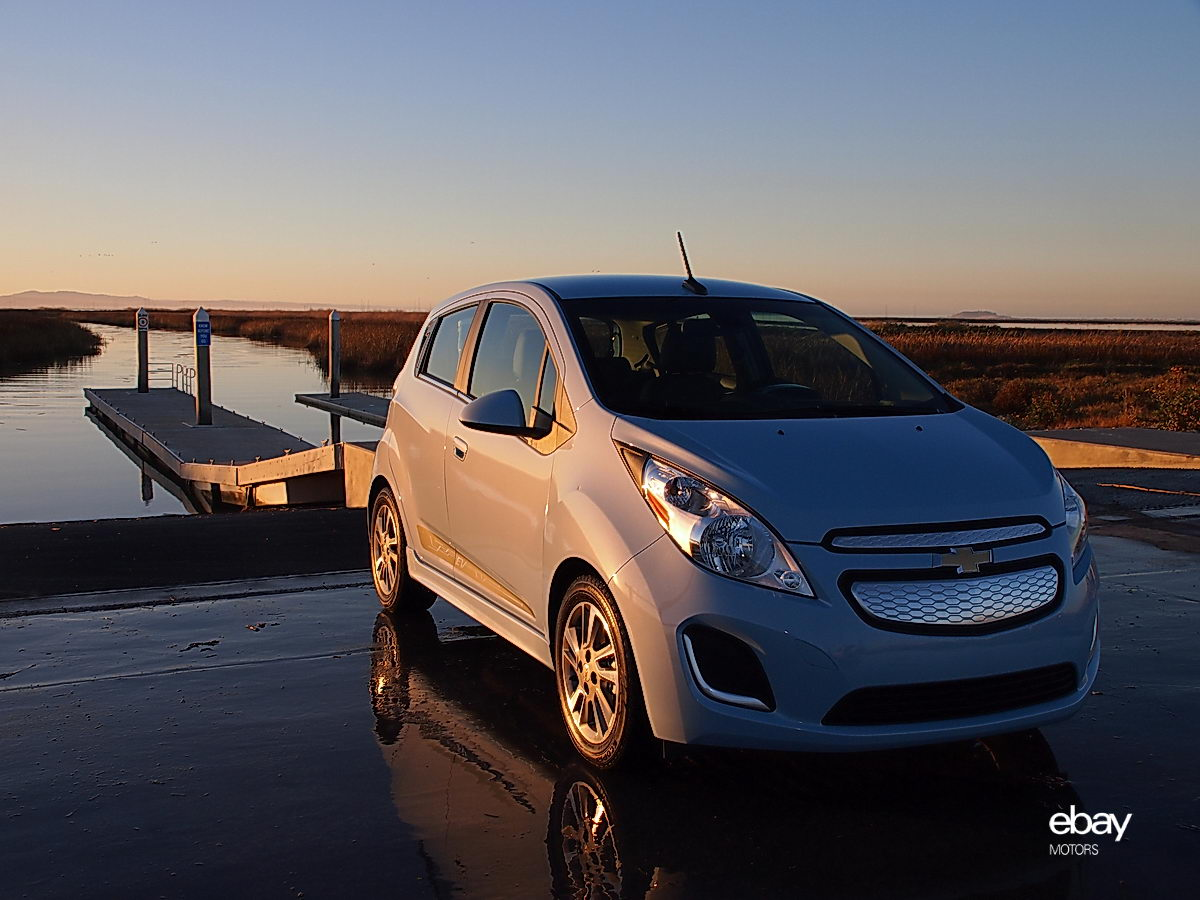 Review: 2014 Chevrolet Spark EV