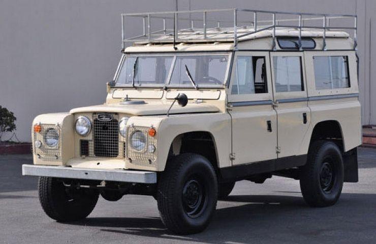 The Queen's Favorite 4×4 Wagon | eBay Motors Blog