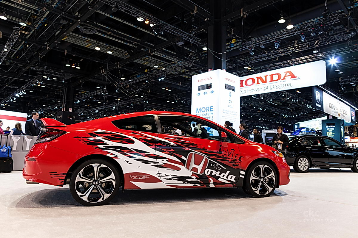 A Gamer\'s Car Brought to Life at the Chicago Auto Show | eBay Motors ...