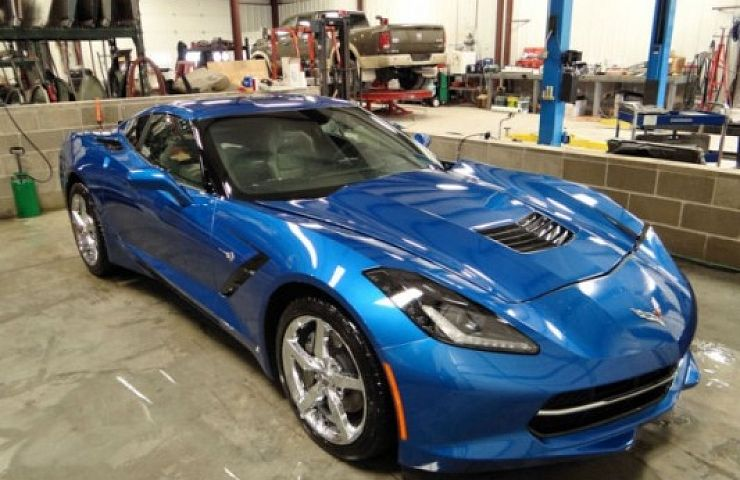 Is Buying a Wrecked Stingray a Smart Money Savings Tactic?