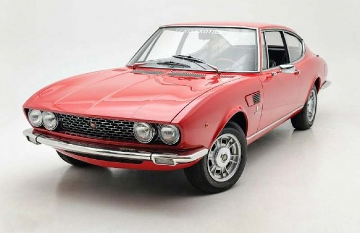 1967 fiat dino for sale