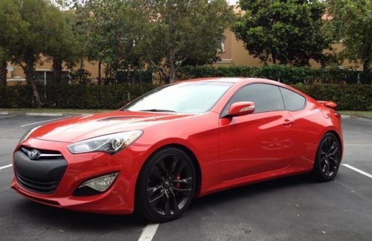 EBay Garage PoW: 2013 Hyundai Genesis Coupe 3.8 Track