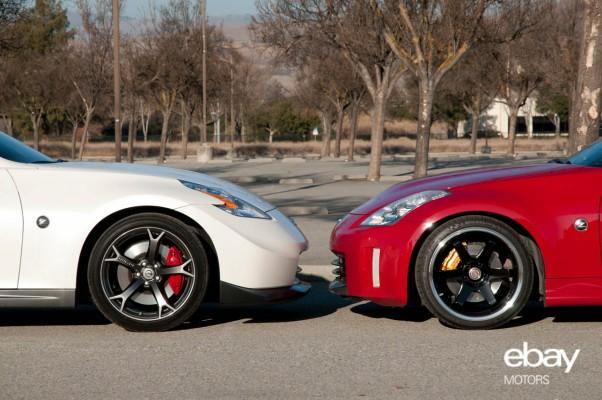014 Nissan 370z Nismo vs 2007 Nissan 350z — eBay Motors Blog