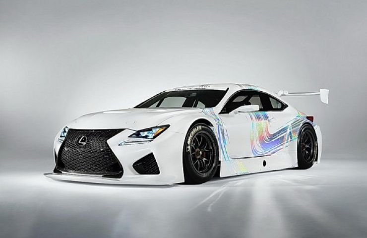Impressing Show Goers At The Recent 2014 Geneva Motor Show, The New Lexus  Racing Concept Features Incredible Styling And High Performance Goodness.