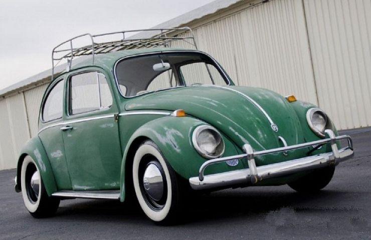 Green Patina Hip To Be Cool Classic Beetle Ebay Motors Blog
