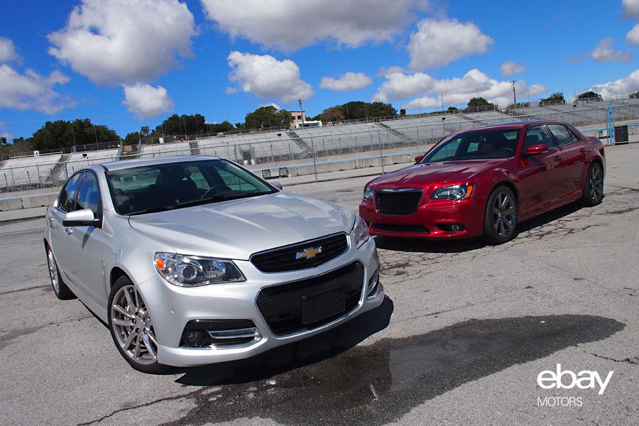 4-door American Muscle Car Showdown | eBay Motors Blog