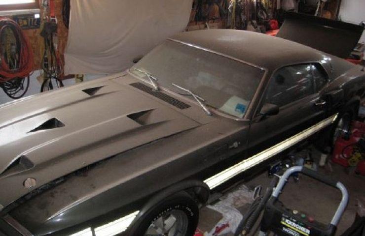 Rare Shelby Mustang Gt500 Discovered Ebay Motors Blog