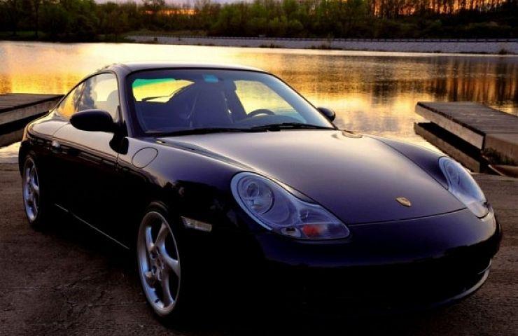 Ebay Garage Pow 2001 Porsche 911 Carrera 4 Ebay Motors Blog