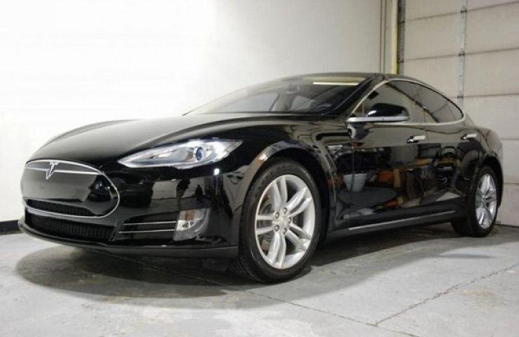 Tesla model s for sale ebay