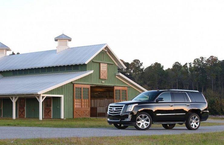 2015 Cadillac Escalade: Imperial Fortune | eBay Motors Blog