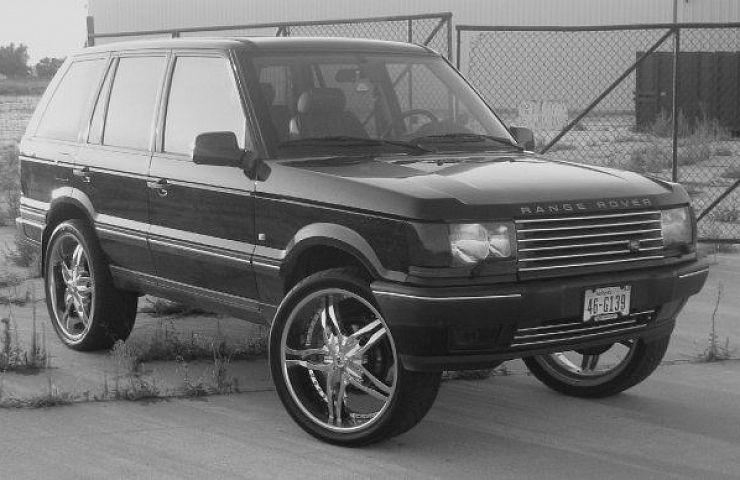 eBay Garage PoW: 2001 Land Rover Range Rover | eBay Motors Blog