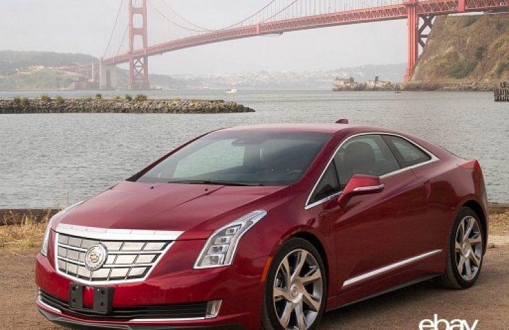 Review 2014 Cadillac Elr Ebay Motors Blog