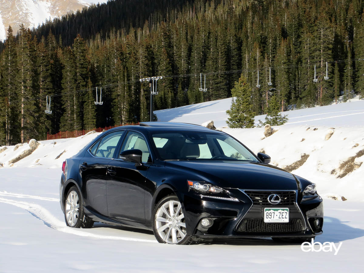 Delightful Review: 2014 Lexus IS 350 AWD