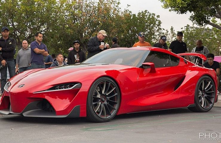 The Toyota FT 1 Concept Is A Pure Performance, Track Focused Sports Car  Model Designed By CALTY Design Research, Toyotau0027s North American Design  Branch, ...