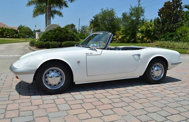 1966 Lotus Elan, Simplicity in Details | eBay Motors Blog