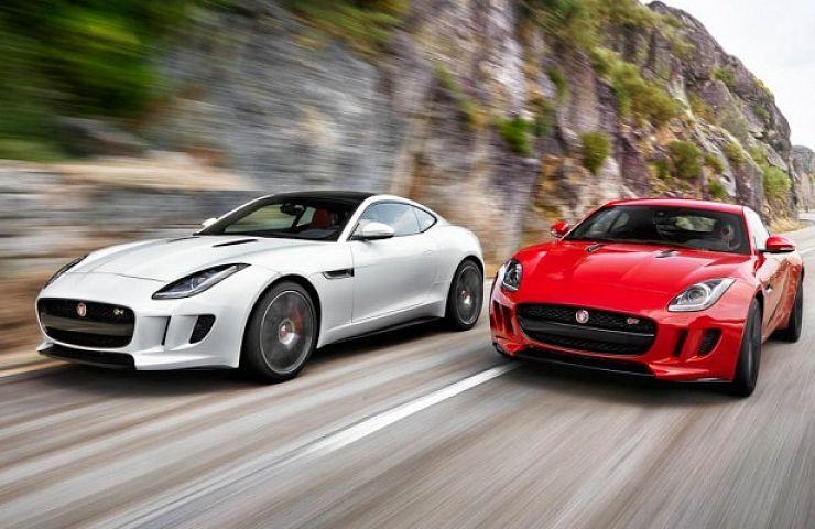 Good Review: 2015 Jaguar F TYPE Coupe