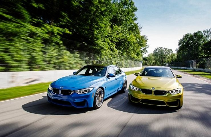 Review 2015 BMW M3 And M4 Driving Is Believing Cars